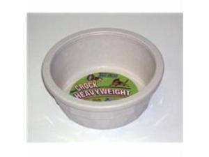 Van Ness Plastic Molding Heavyweight Crock Dish, Assorted, 20 Ounce - CS-3