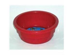Van Ness Plastic Molding Heavyweight Translucent Crock Dish, 20 Oz - CS-300