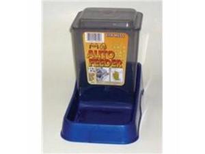 Van Ness Plastic Molding Auto Feeder, Blue, Small/1.5Lbcap - AF2