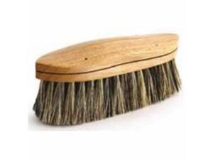 Desert Equestrian Equestria Brush Deluxe English Charger Grey