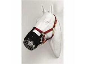 Equine Cribbing Muzzle Horse