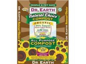 Dr. Earth Natural Choice Compost Mix 1.5 Cubic Feet