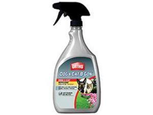 Ortho Dog and Cat-B-Gon Rtu Dog and Cat Repellent 24 Ounce