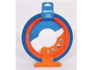 Chuckit! Fetch Wheel Orange-Blue Lg