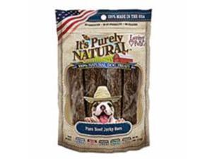 Its Purely Natural Dog Treats Beef Jerky 4 Ounce