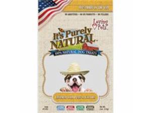 Its Purley Natural Dog Chicken-Pea-Crt 4 Ounce