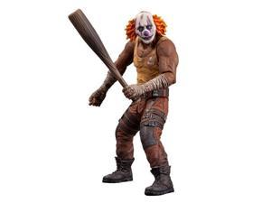 Clown Thug with Bat DC Direct Batman Arkham City Series 3 Action Figure