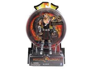 Kano Mortal Kombat 9 6-Inch Action Figure
