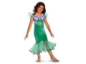 Ariel Sparkle Disney The Little Mermaid Classic Childrens Costume
