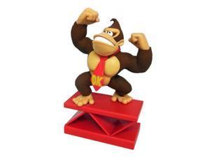 Donkey Kong Super Mario Sanei Paper Weight Figure