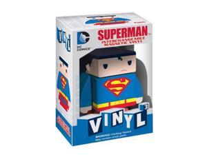 Superman Interchangeable Magnetic Vinyl Cubed Figure