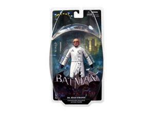 Dr. Hugo Strange Batman Arkham City DC Comics Exclusive Action Figure