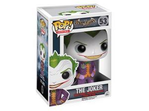The Joker Batman Arkham Asylum POP! #53 Heroes Vinyl Figure