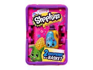 Shopkins Season 2 Shopping Basket 2-Pack (Styles May Vary)