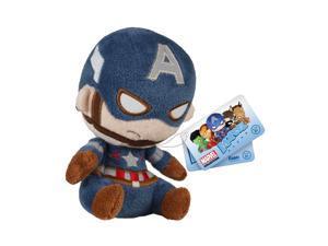 Captain America Mopeez Marvel Plush