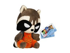 Guardians of the Galaxy Mopeez Rocket Raccoon Plush Figure