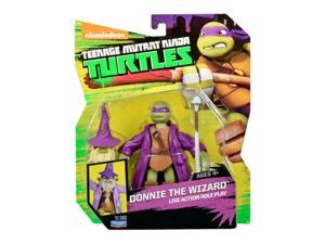 Donnie The Wizard LARP Teenage Mutant Ninja Turtles Action Figure