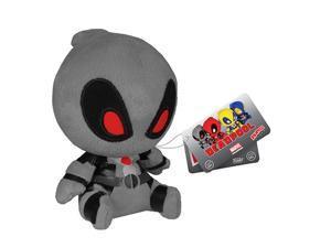 Deadpool Gray X-Force Mopeez Marvel Plush