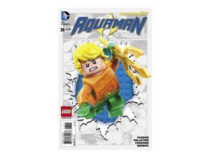 Aquaman #36 LEGO Variant Comic Book
