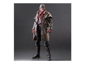 Ocelot Metal Gear Solid V: The Phantom Pain Play Arts Kai Action Figure