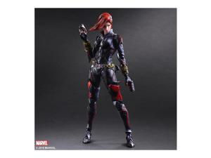 Black Widow Marvel Universe Variant Play Arts Kai Action Figure