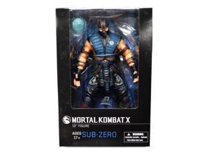 Sub-Zero Mortal Kombat X 12 Inch Action Figure