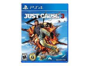 Just Cause 3 PS4 Video Game