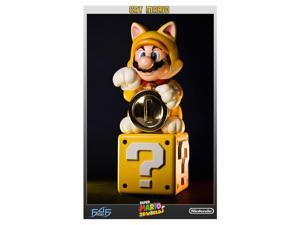 Cat Mario Super Mario 3D World Limited Edition Collection Statue