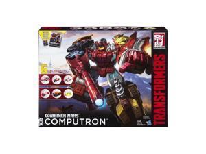 Computron Transformers Generations Combiner Wars Series Action Figure