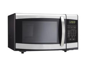 Danby DMW077BLSDD 700 Watt Stainless Steel Microwave