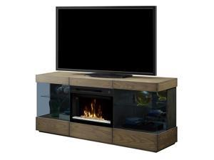 Dimplex GDS25GD-1583RS Axel Electric Fireplace TV Stand 25 Inch