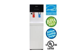 NewAir Pure Spring WAT40W BPA Free Hot/Cold Bottom Loading Water Dispenser