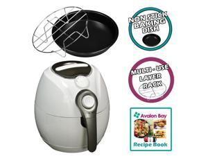 Avalon Bay AB-Airfryer100W Airfryer in White