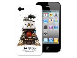 MOGraphixx To-Fu iphone case