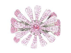 [Queenwoods] Gorgeous Party Accessories Crystal Bracelet : daisy