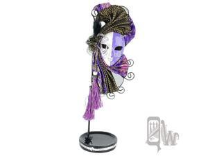 [Queenwoods] Phantom Of The Opera India Mask Style Jewelry holder : half color