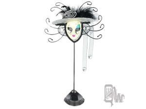 [Queenwoods] Phantom Of The Opera Hat Mask Style Jewelry holder