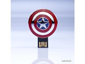 Avengers - Captain America shield USB (8GB)
