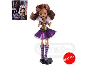 Monster High Ghoul's Alive : Clawdeen Wolf