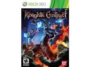 [XBOX360 Game] Knights Contract _ EN Asia version