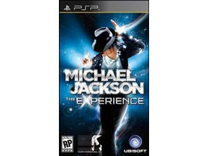[PSP Game] Michael Jackson - The Experience _ EN Asia version
