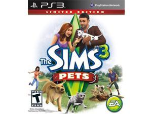 [PS3 Game] The Sims 3: Pets (Limited Edition) _ EN