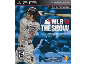 [PS3 Game]  MLB 10 : The Show _ EN  Asia version