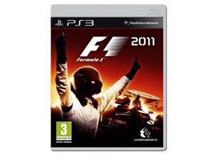 [PS3 Game] F1  2011 FIA Formula One World Championship _ EN Asia version