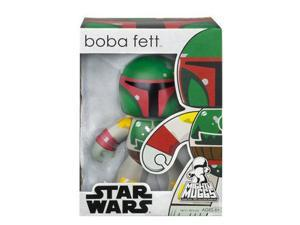 Star Wars Mighty Muggs  BobaFett New IN BOX