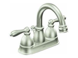 Moen Caldwell Brushed Nickel 2-Handle Lavatory Faucet