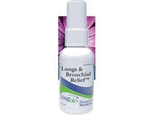 Lungs & Bronchial Relief - 2 oz - Liquid