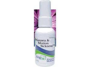 Nausea & Motion Sickness - 2 oz - Liquid