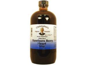 Hawthorn Berry - 16 oz - Liquid