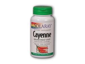 Cayenne 450mg - 100 - Capsule